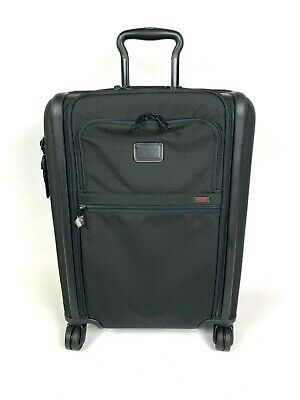 New TUMI-  ALPHA 3, CONTINENTAL EXPANDABLE CARRY-ON / ORIGINAL MSRP: $825