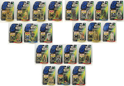 Hasbro Star Wars Power of the Force Lot of 21 Freeze Frame Figures