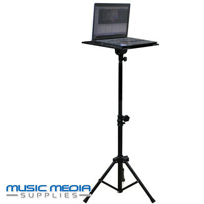Tripod Laptop Karaoke Stand Mixer Support DJ Musicians Laptop / Mac / Sampler