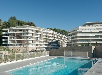 Appartement t3 +parking+ piscine