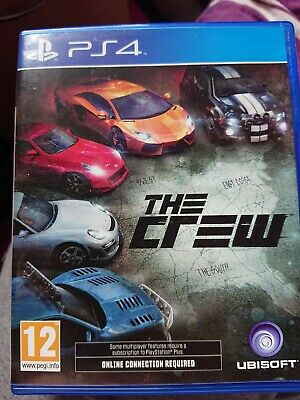The Crew (Sony PlayStation 4, 2014)