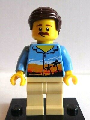Lego city Minifigure figurine homme