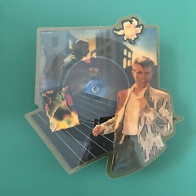 David Bowie - loving The Alien Shaped Picture Disc