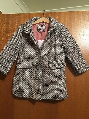 Pumpkin Patch Girls Winter Coat 2T BNWT