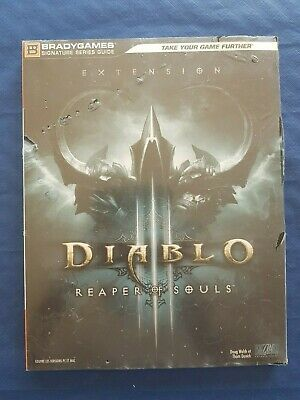 Guide Diablo 3 Reaper Of Souls français neuf sous cellophane