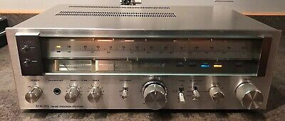 Sony STR-313 Stereo Receiver Works Great Mint Condition