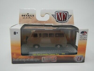 M2 Auto-Projects 1965 Ford Econoline Camper Van /3880 1:64