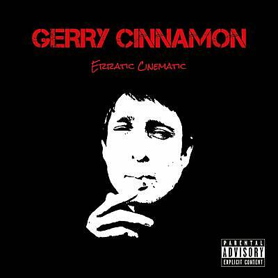 |160531| Gerry Cinnamon - Erratic Cinematic [Vinyl] New