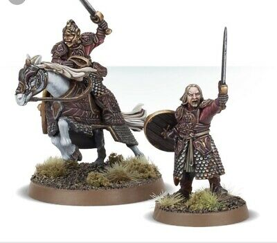 x1 Théoden King of Rohan LOTR Lord of the Rings Battle of Pelennor Fields GW new