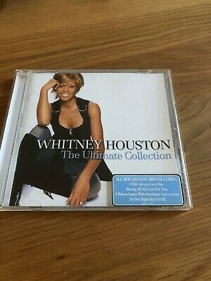 Whitney Houston-The Ultimate Collection Inc. Mariah Carey & George Michael Duets