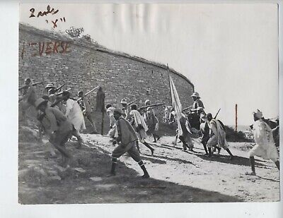 1935 Ethiopia Italy war vintage photo fascist Addis Ababa Mussolini invasion Y