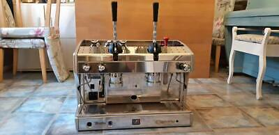 Astoria Perla Cma Italian 2 Group Lever Coffee Machine Dual