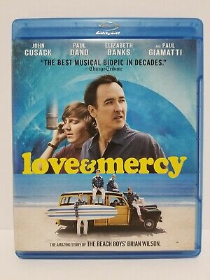 Love and Mercy: Blu-ray movie: NO SCRATCHES - Canadian - tested + warranty