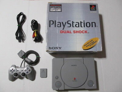 Sony PlayStation 1 Launch Edition Gray Console (SCPH-7501) **** PLEASE READ ****