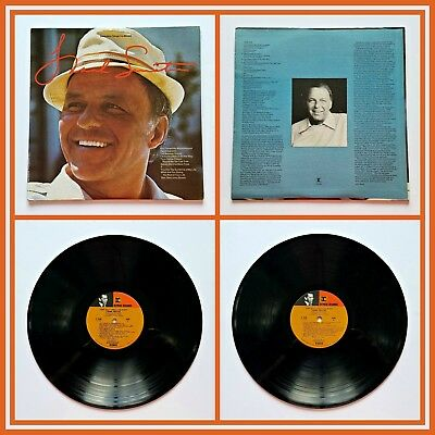 1974 Frank Sinatra Some Nice Things I've Missed LP Vinyl Record Album