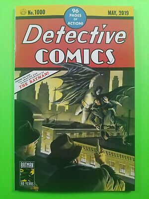 DETECTIVE COMICS #1000 Alex Ross Exclusive #27 Homage NM