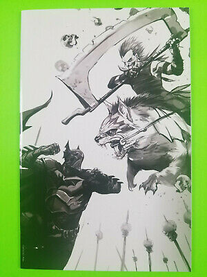 Batman #50 Francesco Mattina Virgin Variant NM