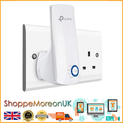 TP-Link Wifi Booster Wireless Signal Extender 300Mbps Internet Router Repeater