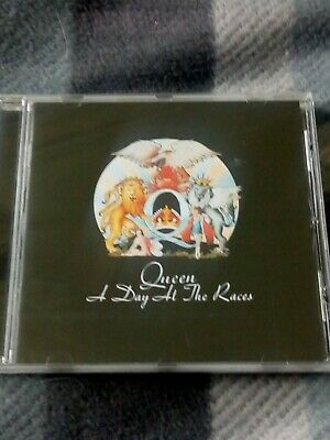 Brand new in cellophane Queen Cd A DAY AT THE RACES