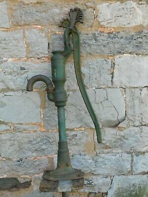 Vintage F. E. Myers And Bros. Hand Well Pump