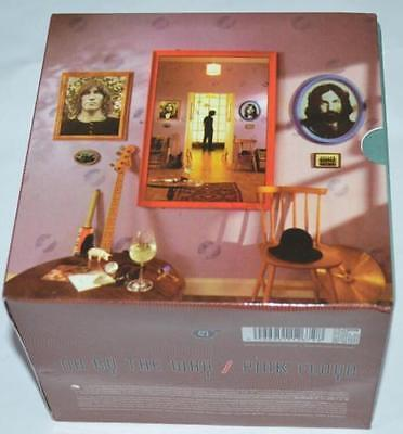 UK Pink Floyd 40th Anniversary Oh By The Way 16 CD Full Box Set Factory Sealed