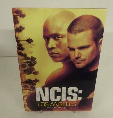 Ncis Los Angeles - Season.10 - Dvd Cardboard Slipcover Only - No Discs