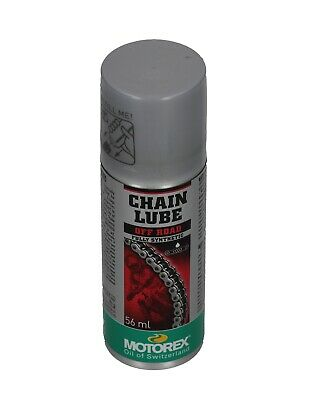 Motorex Chain Lube Off Road Spray 56ml