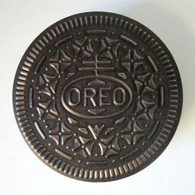 Collectable Oreos Embossed Biscuit Tin