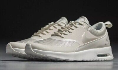 Details about Nike Air Max Thea 599409 112 Pale Ivory Size UK 6 EU 40 US 8.5 25.5cm New