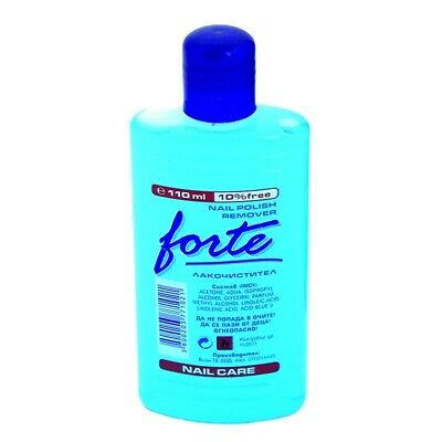 FORTE nail polish remover 110 ml by Perfect