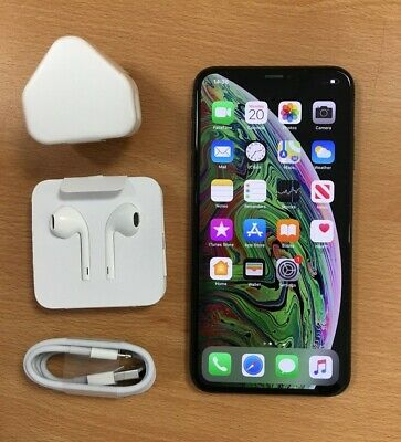 Apple iPhone XS Max - 256GB - Space Grey (Unlocked) A2101 (GSM)