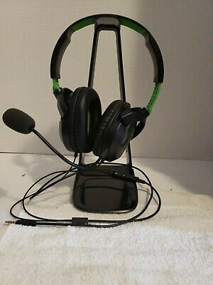 Turtle Beach Recon 50X Stereo Gaming Headset Headphones Xbox One used