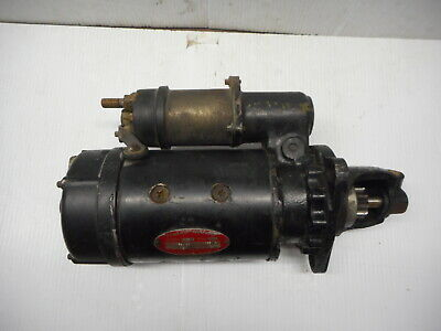 Delco Remy Series 37MT 12V Starter Model 1993738