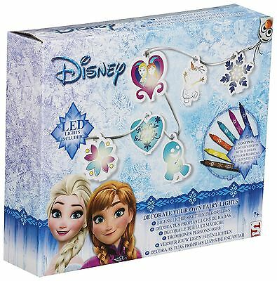 Disney Frozen Decorate Your Own LED Fairy Lights