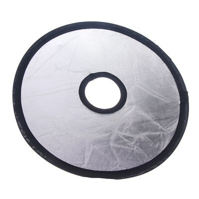 1pc Photography Photo Reflector 30cm 2 in 1 Light Collapsible Reflector Home