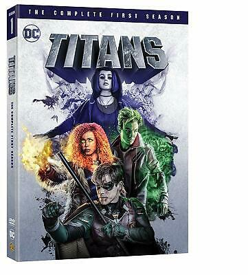 DC Comics Titans Season 1 DVD Box Set Complete First Series Collection New