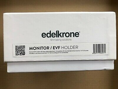 Edelkrone Monitor EVF Holder. New. Boxed. Excellent condition