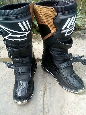 Axo Adventure Enduro Mx Boots New Without Tags Size 43 Euro