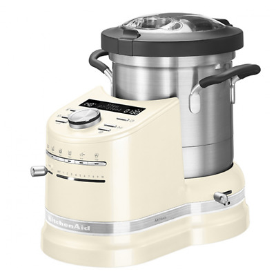 Kitchen Aid 5KCF0104EAC/4 Cook Processor / creme / NEW!