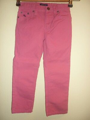 Red coral trousers Polo by Ralph Lauren size 20, 170 cm, age 14 BNWT