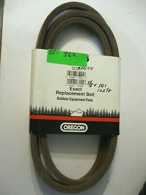 1//2-inch x 138-7//8-inch Oregon 75-992 Replacement Belt for John Deere Gx20305