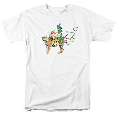 UNCLE GRANDPA FART HEARTS Licensed Adult Men's Graphic Tee Shirt SM-5XL