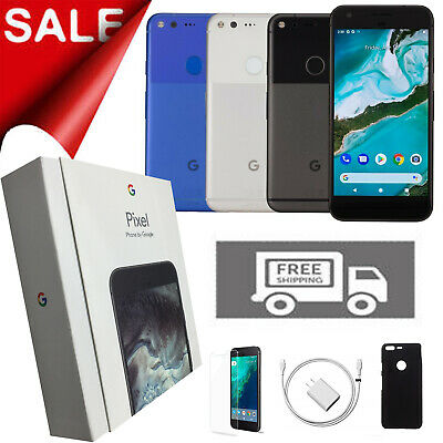 Google Pixel 2 Bundle | 64/128 GB | Unlocked/AT&T/T-Mobile/Verizon | Open Box