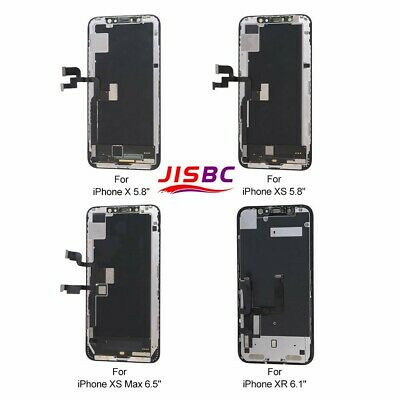 OLED LCD Display Touch Screen Digitizer Replacement For iPhone X XR XS