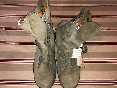 b4caa2ed8d7 BELLEVILLE 675 USAF EXTREME COLD WEATHER 600g INSULATED BOOTS 11.5