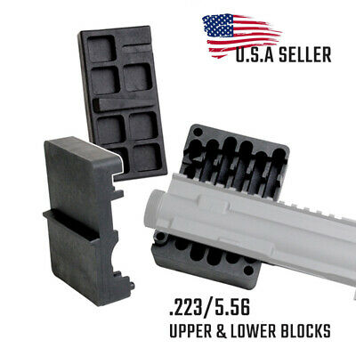 Tacpool USA Upper + Lower Smithing Magazine Vise block Mag Tool Set 223