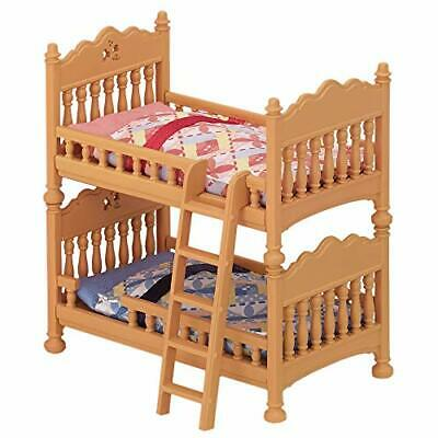 Sylvanian Families Calico Critters KA-317 furniture bunk bed set Epoch カ-317