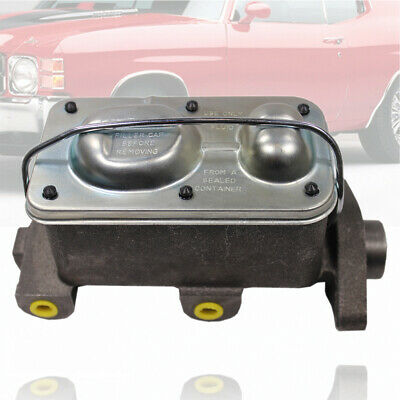 NEW CPP MASTER CYLINDER 15//16 BORE CORVETTE STYLE