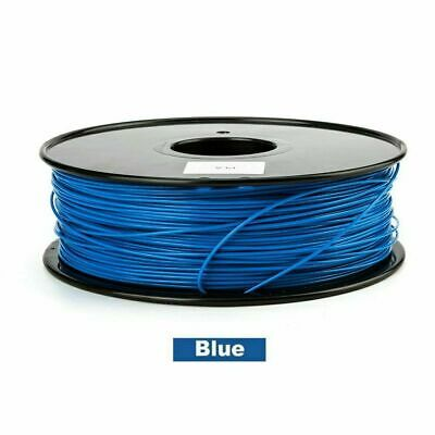 3D Printer Spool Filament  PLA - 1.75mm - 350Meters - 2.2lb Blue Colour UK Stock