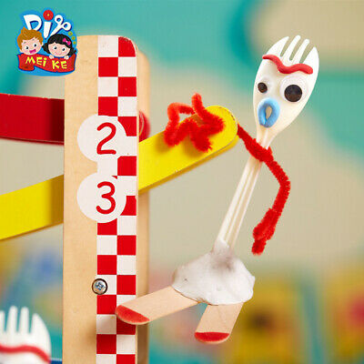 DIY - CHILDREN - Make Your Own Forky from Toy Story 4